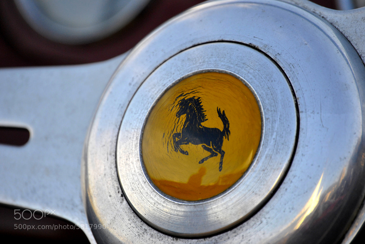 Photograph An old Cavallino by Ferrari-live @ Franck on 500px
