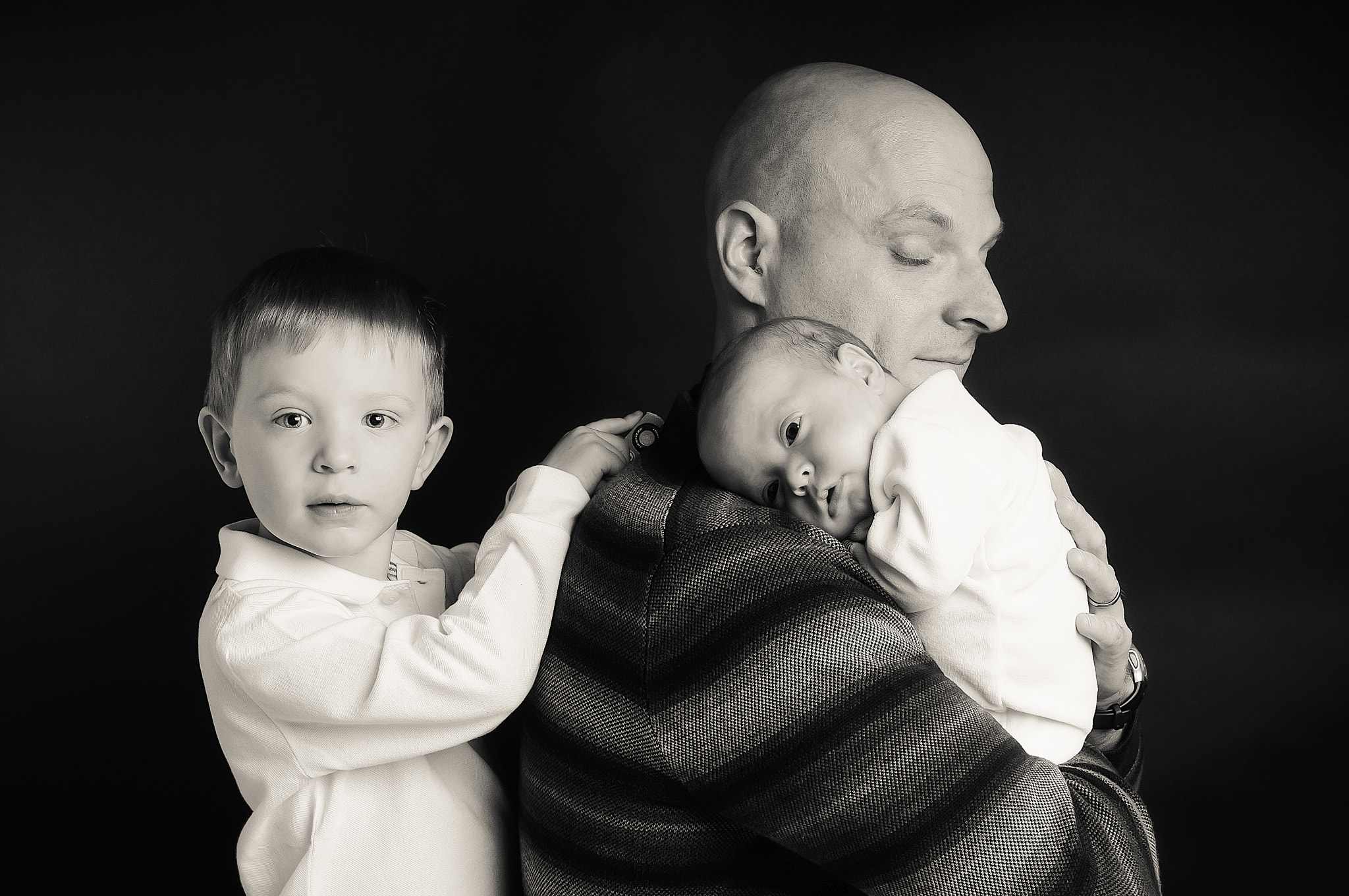 Photograph Father and Sons by Mark Jones on 500px