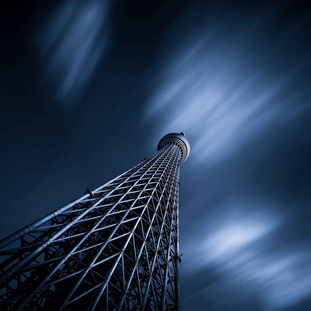 Photograph OUT OF THE BLUE by Yoshihiko Wada on 500px