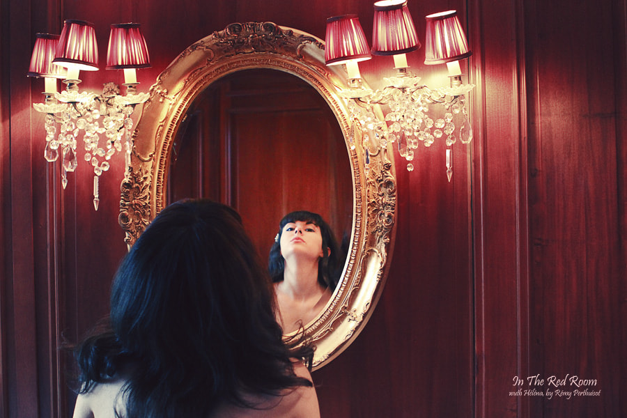 Photograph In the red Room. by Remy Perthuisot on 500px
