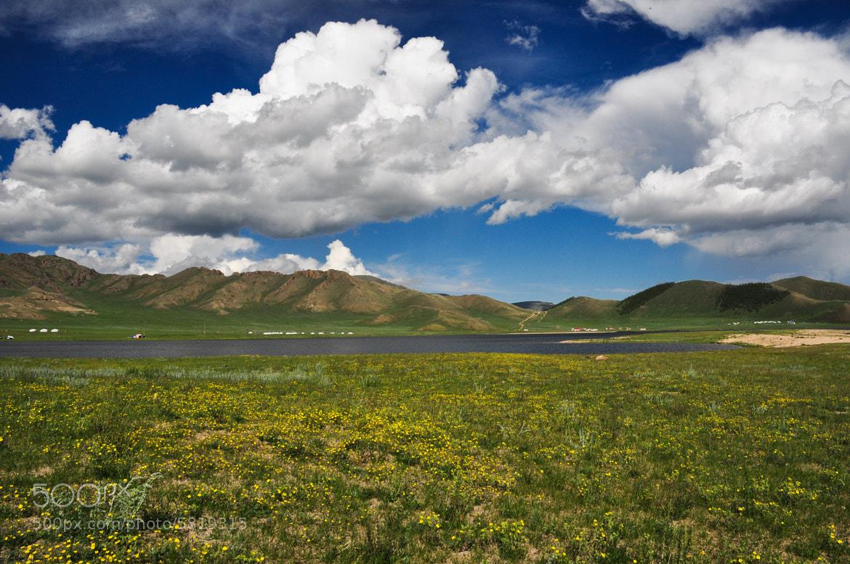 Photograph Tsaagan Nuur by Maciej Wronski on 500px