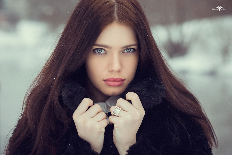 Photograph Veronica by Dmitry Arhar on 500px