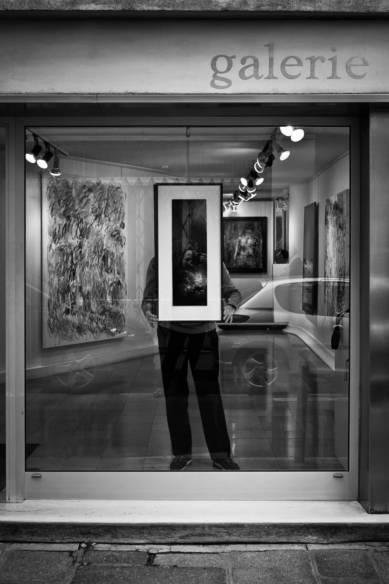 Photograph Self-portrait in gallery by Helder Vinagre on 500px