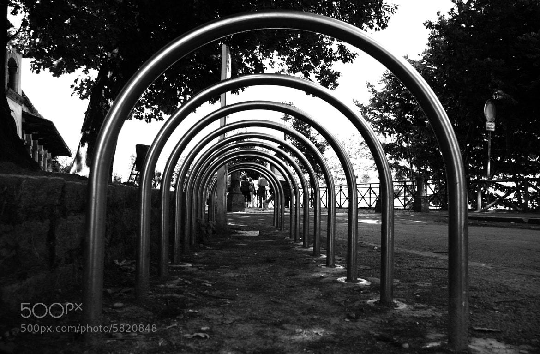 Photograph bike shed by Giuseppe Ridinò on 500px