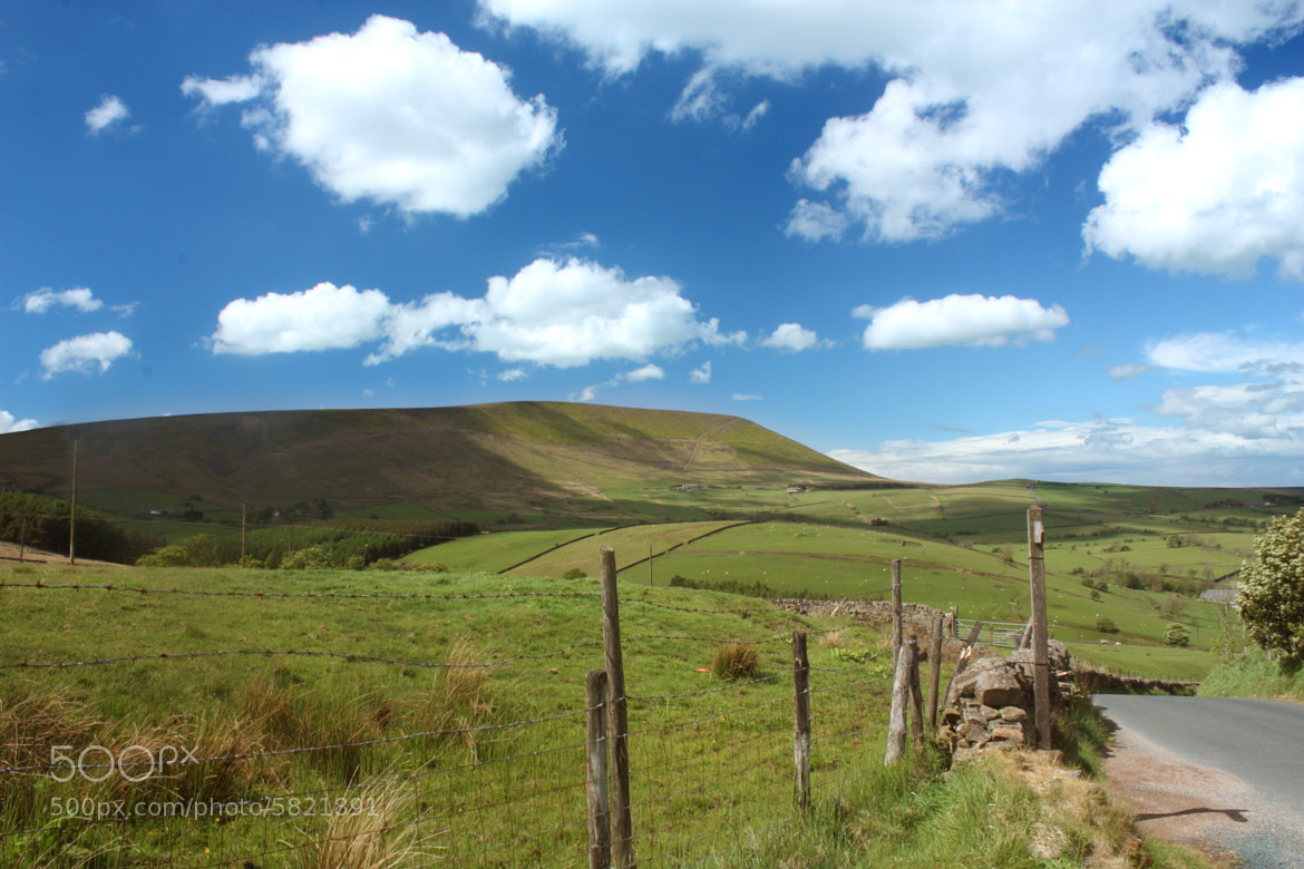 Photograph Pendle Hill by Becca Turner on 500px