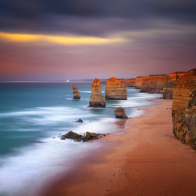 The Twelve Apostles (Victoria) by Noval Nugraha (Noval)) on 500px.com