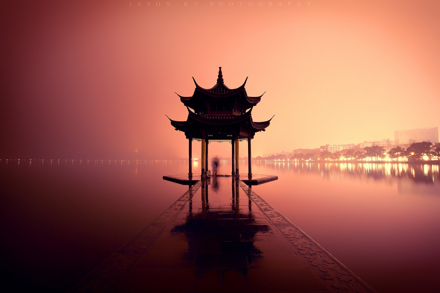 Photograph West Lake... by JASON -KU on 500px