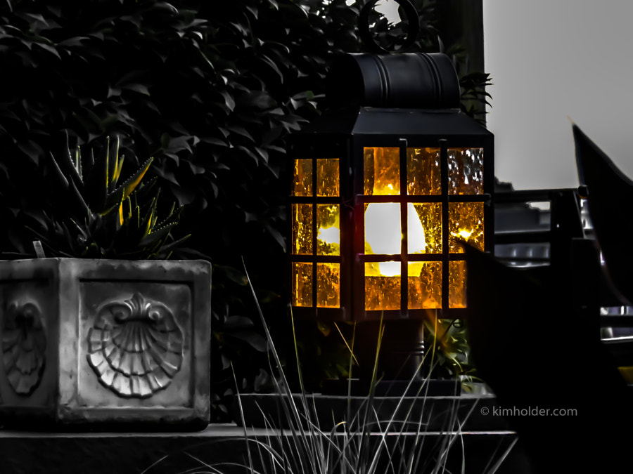 Keep The Porch Light Burning