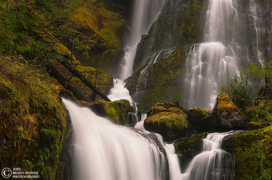Photograph Falls Creek Closeup by Joel Brady-Power on 500px