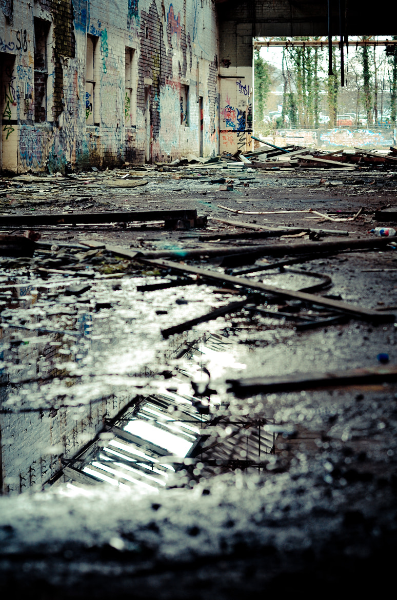 Photograph puddle's source. by Shane Rounce on 500px