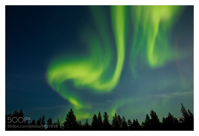 Photograph Northern lights II by Jules Cox on 500px