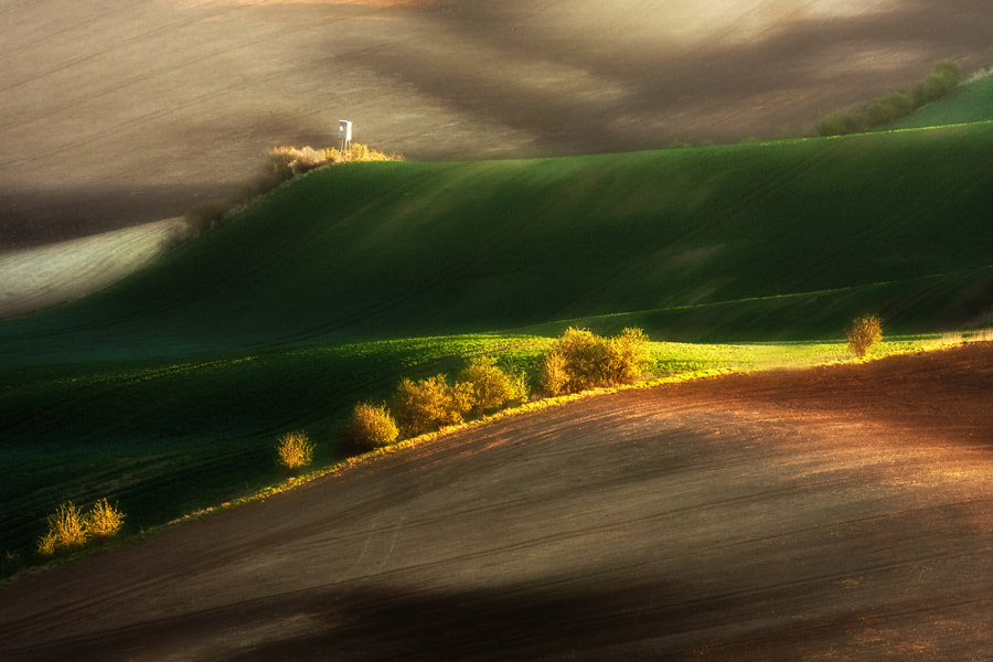 Photograph Field observatory by Marcin Sobas on 500px