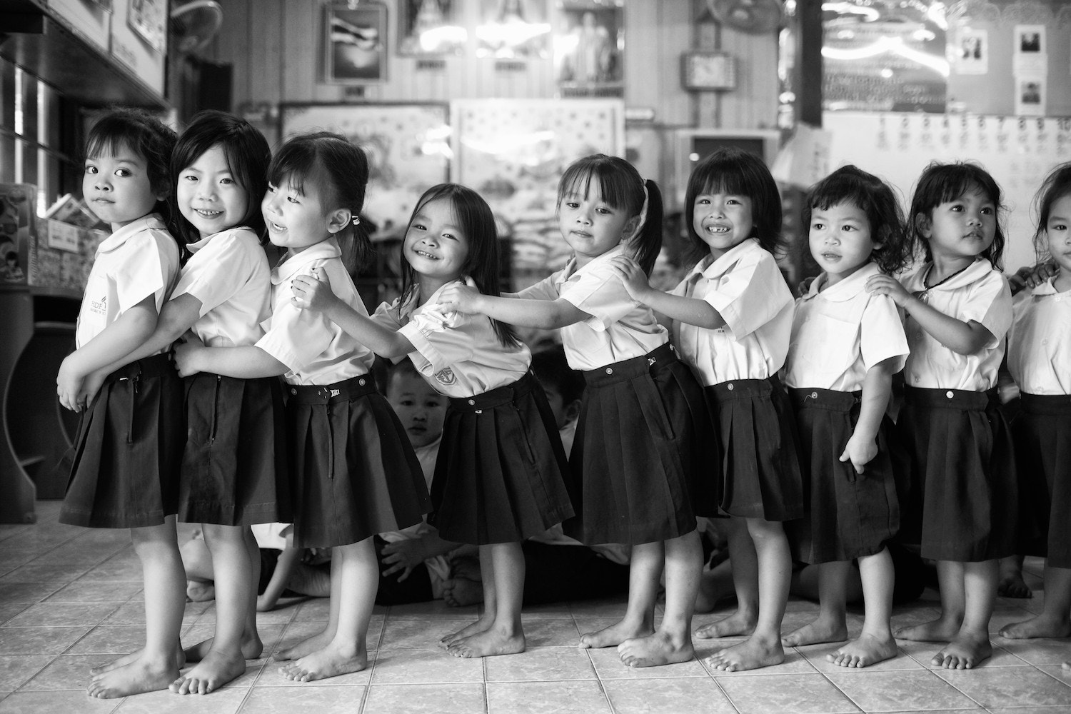 Photograph school kids by Ian Taylor on 500px