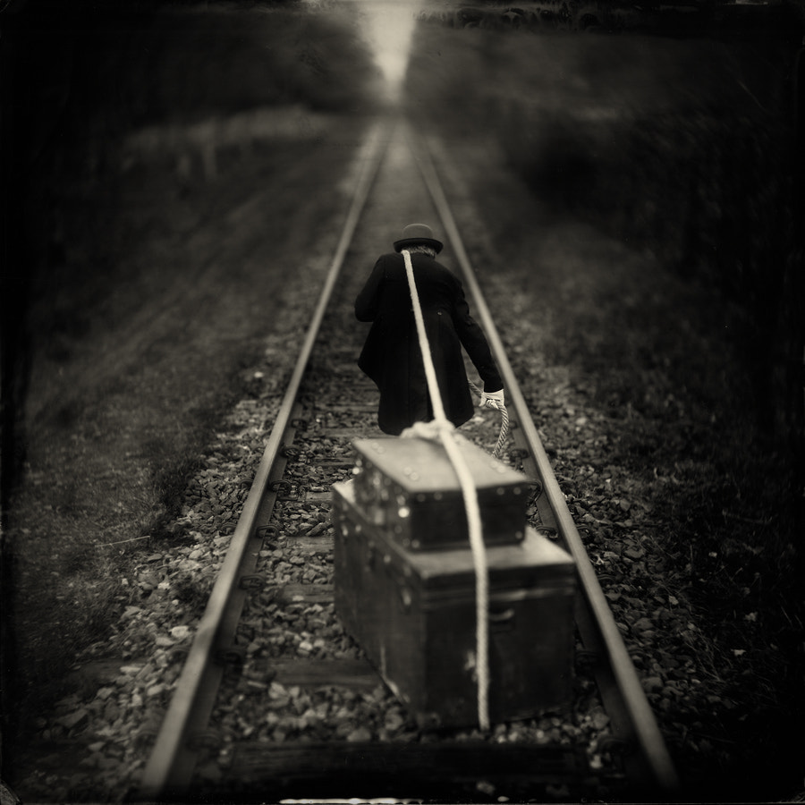 """Photograph """"To the end of nowhere...."""" by Alex  Timmermans on 500px"""