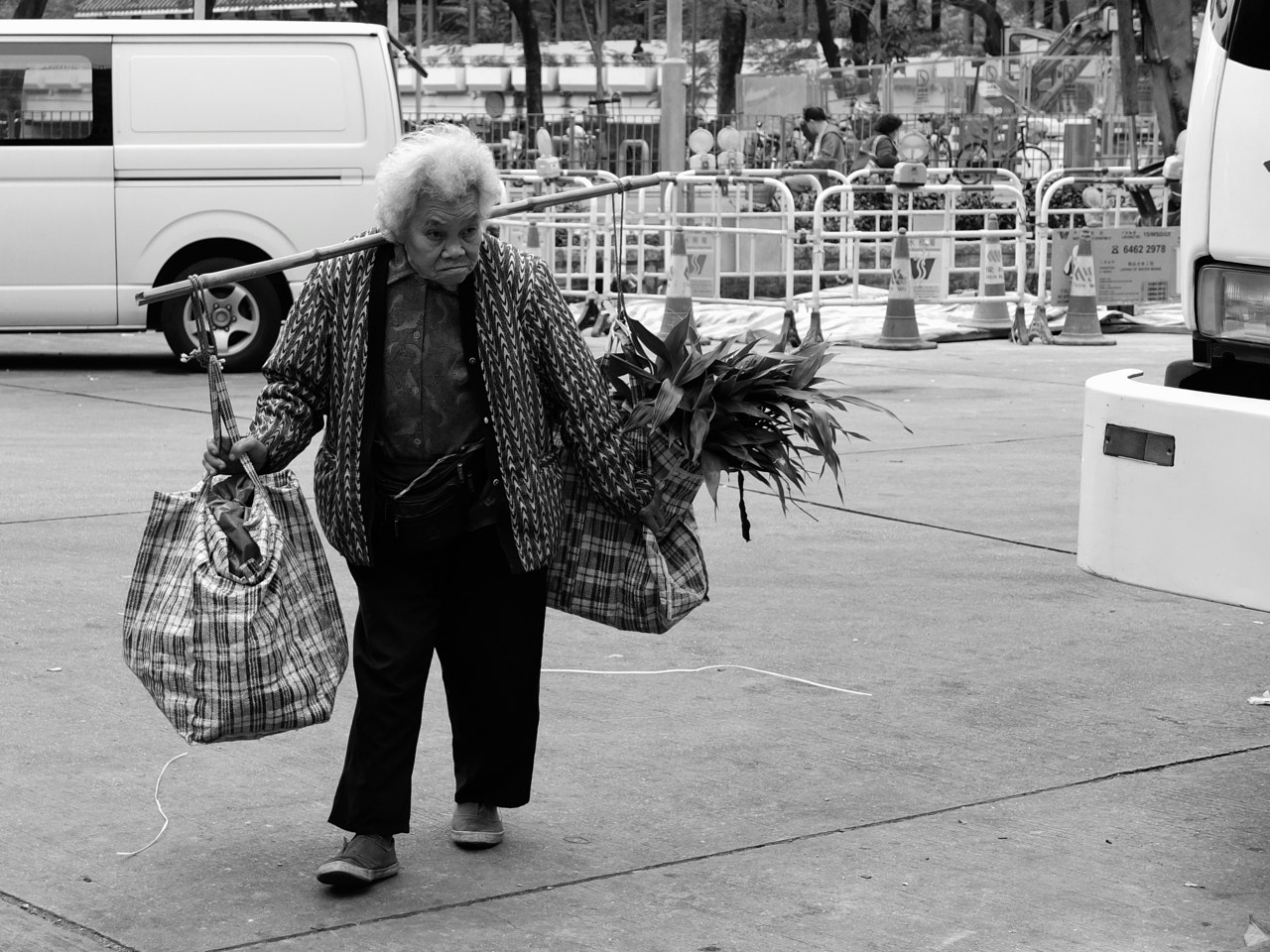 Photograph Going home from market by Timothy Huang on 500px
