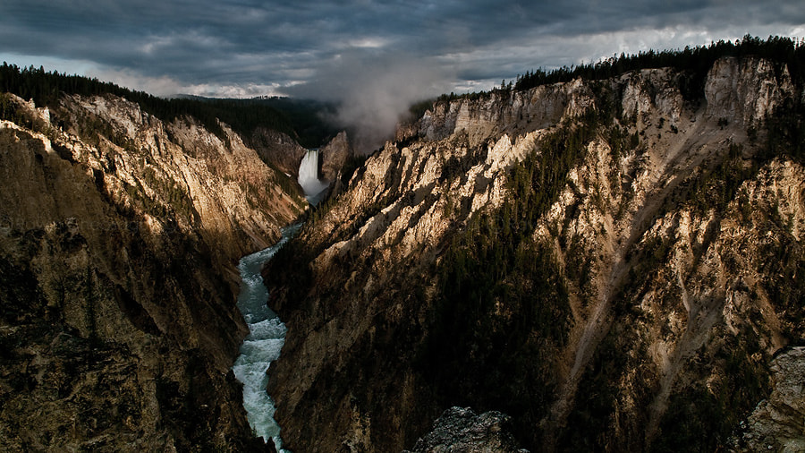 Photograph Artist Point by Rawin Cheasagul on 500px
