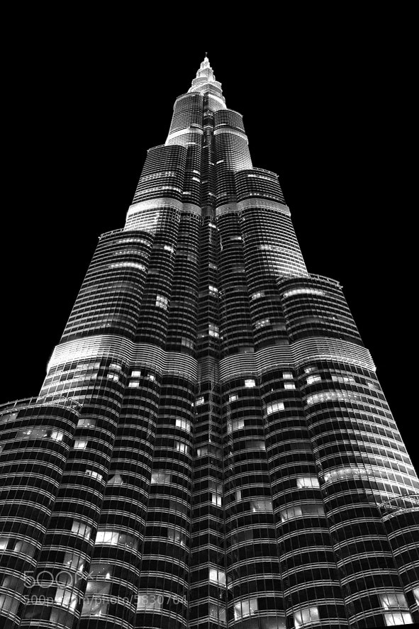 Photograph Burj Khalifa by Khalid Aziz on 500px