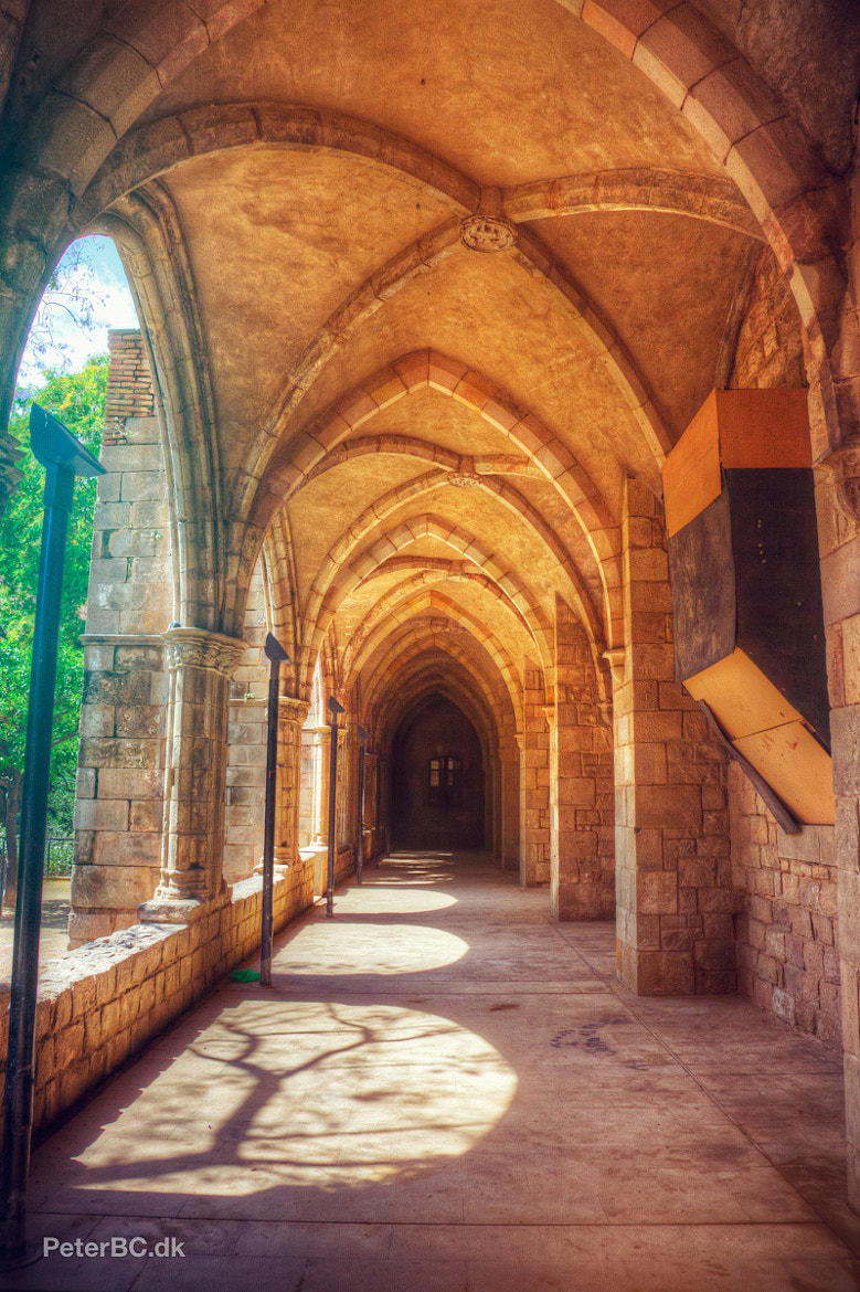 Photograph Barcalona Stone Hall HDR by Peter B. Christiansen on 500px