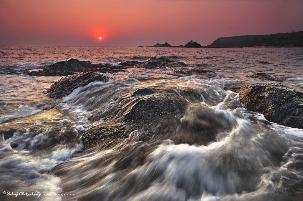 Photograph Om Beach, Gokarna, India by Debraj Chakraborty on 500px