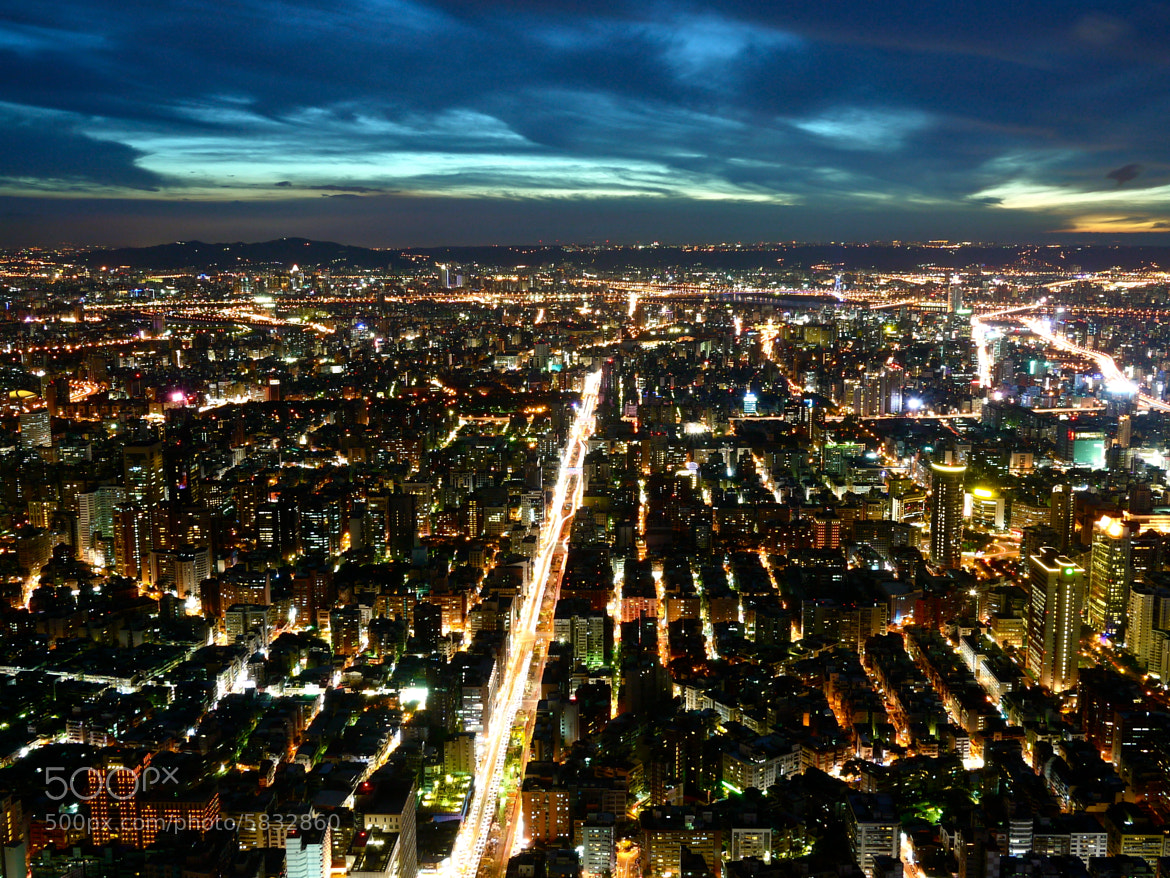 Photograph View from Taipei 101 by David Leclerc on 500px