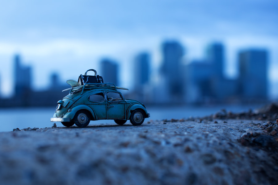 Looking forward to the Future by Kim Leuenberger on 500px.com
