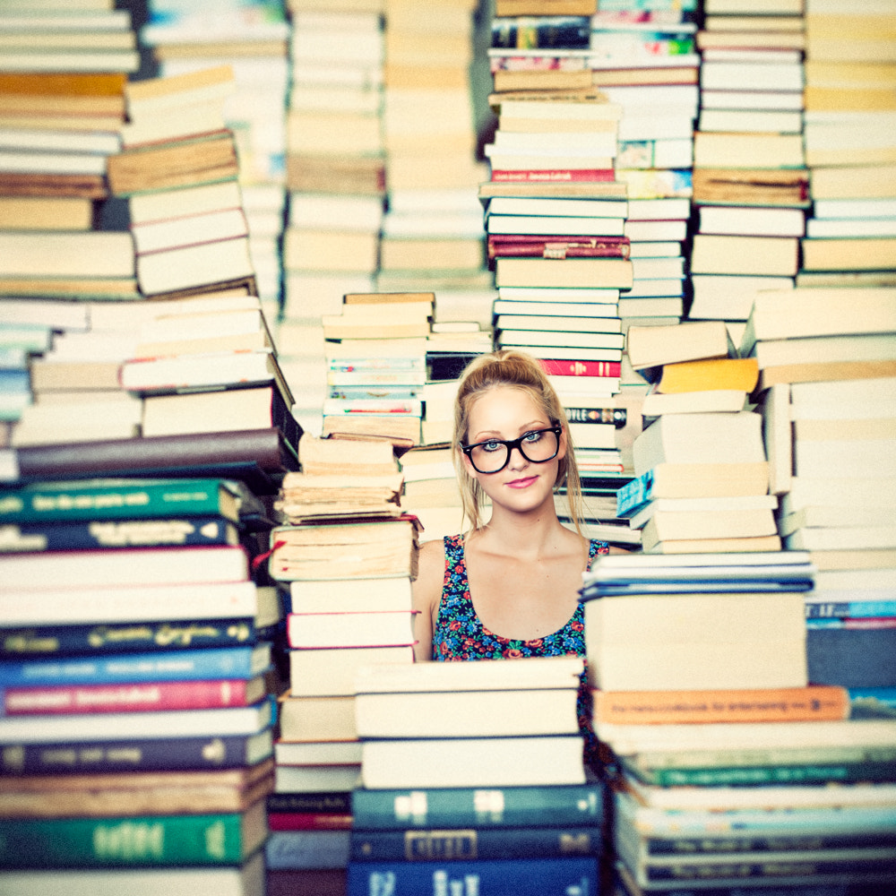 Photograph Book Worm by Vanessa Paxton on 500px