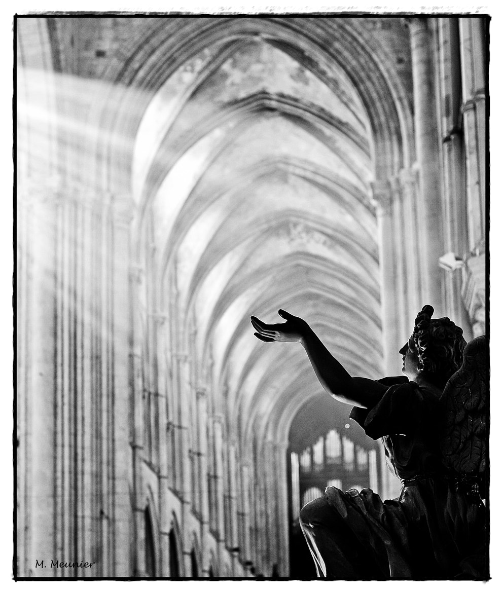 Photograph Touching the Divine by Mathieu Meunier Photographie & Models on 500px
