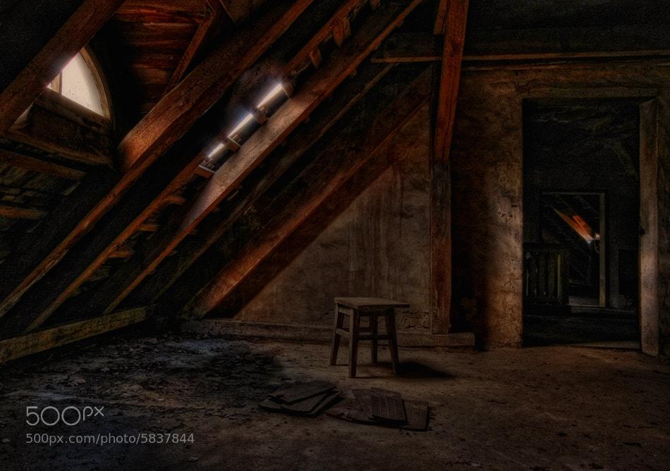 Photograph The Lost Chair by Matthias Polakowski on 500px