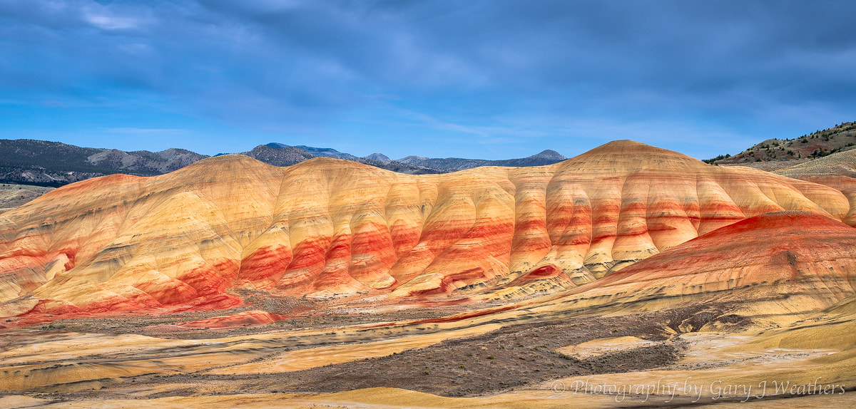 Photograph Painted Hills, Oregon by Gary Weathers on 500px