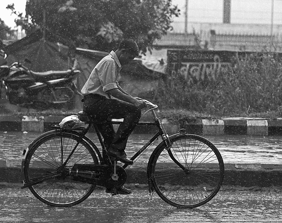 Photograph rainy ride by Paul Wex on 500px