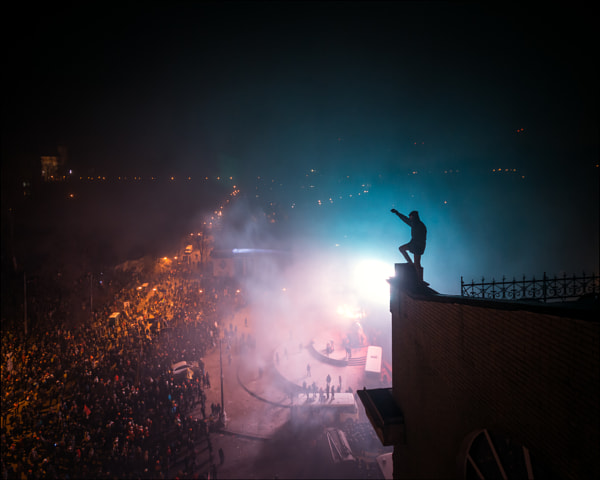 Photograph On the top of Kiev revolution by Den Didenko on 500px