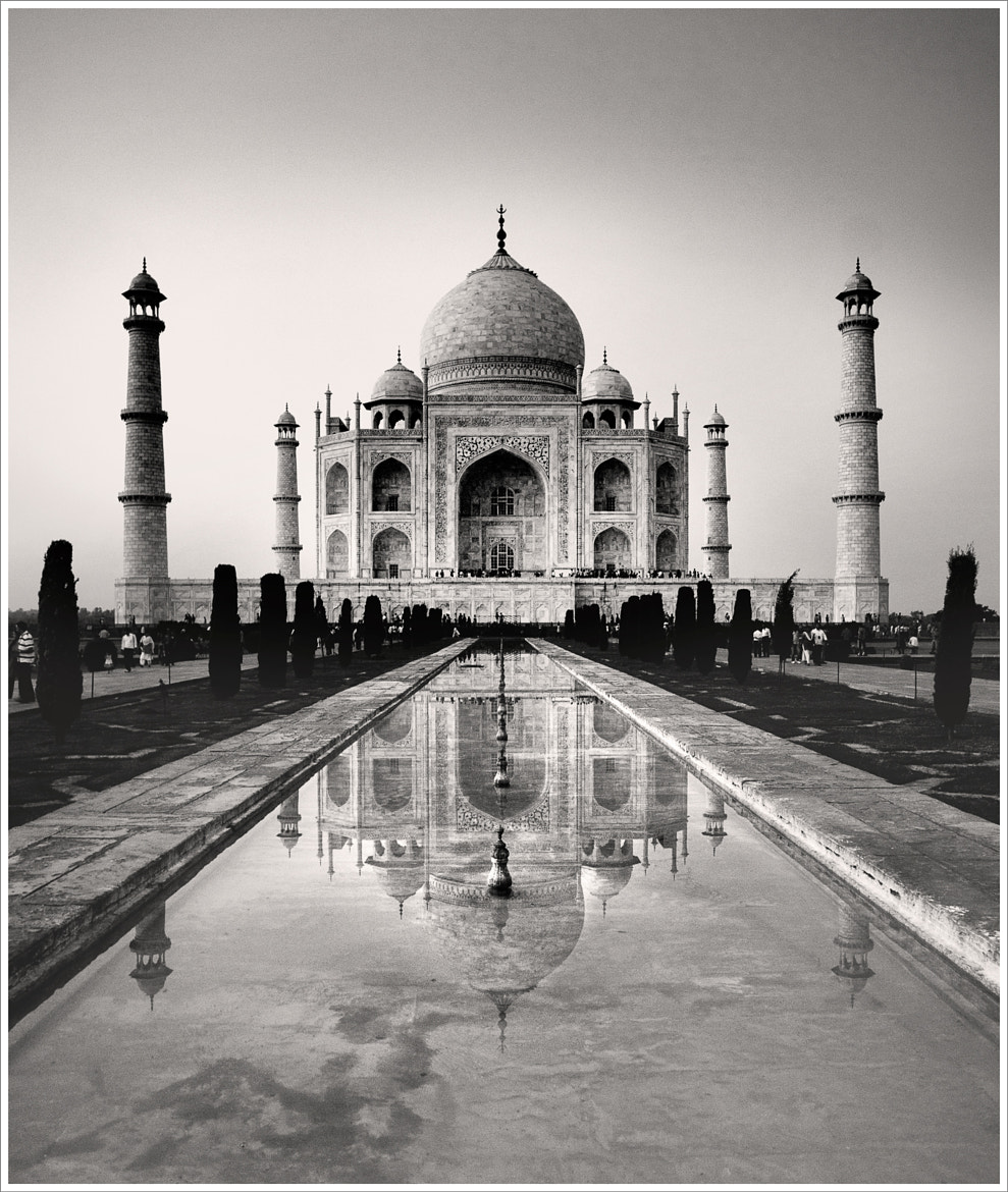 Photograph Taj Mahal by Natalja Mistukova on 500px