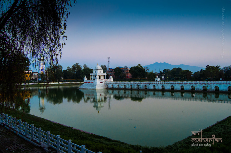 Ranipokhari by Anil Maharjan / 500px   @500px