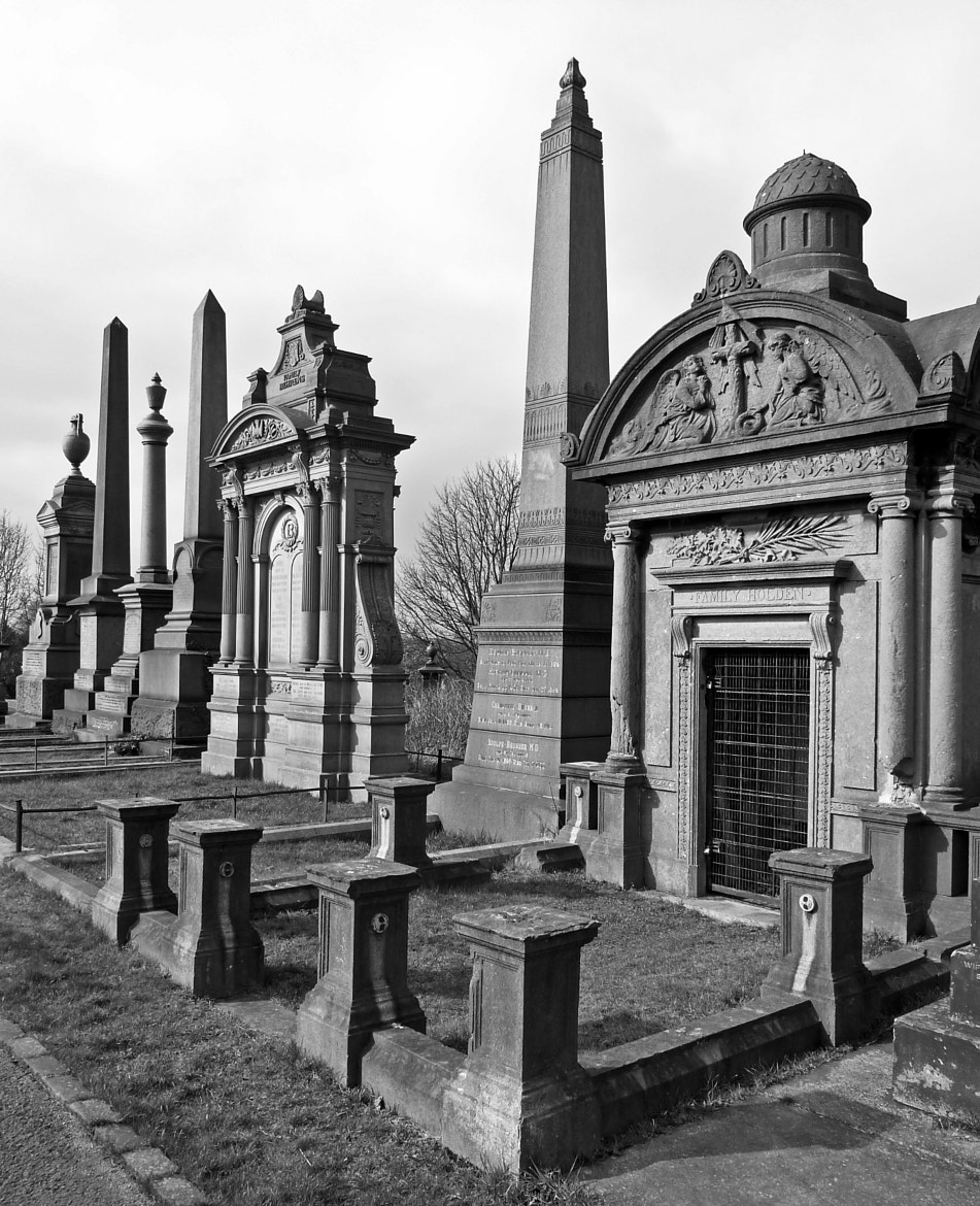 Photograph Undercliffe Cemetery by Tim Green on 500px