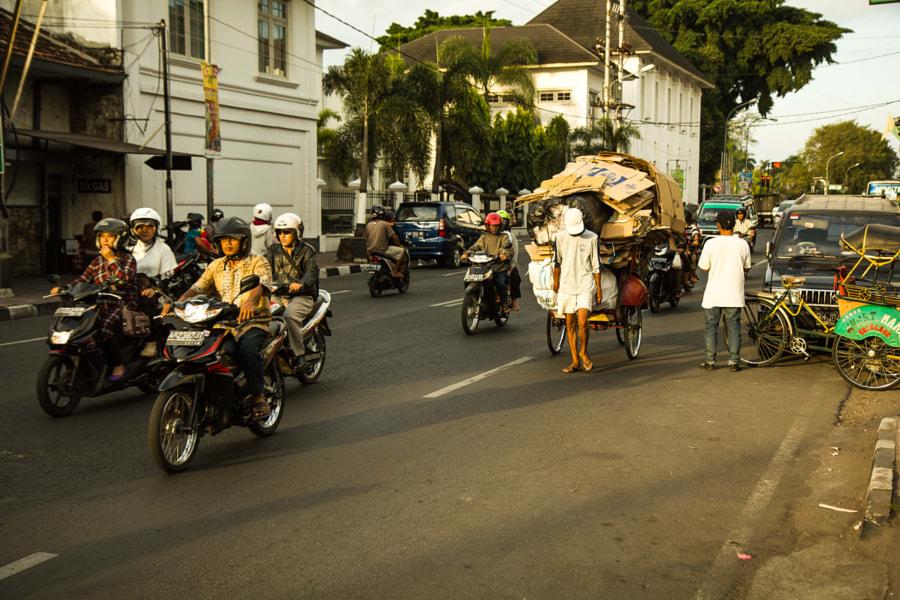 Business as Usual in Yogyakarta