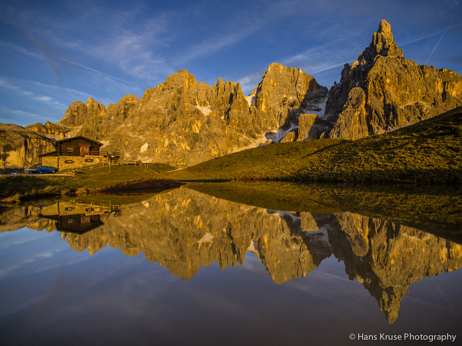 This photo was shot during the PODAS Dolomites September 2013 photo workshop using a Phase One IQ160 digital back, DF+ camera and a Phase One 28mm lens.