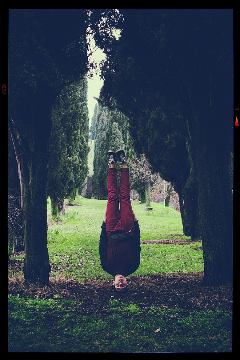 Photograph Upside Down by Salmen Bejaoui on 500px