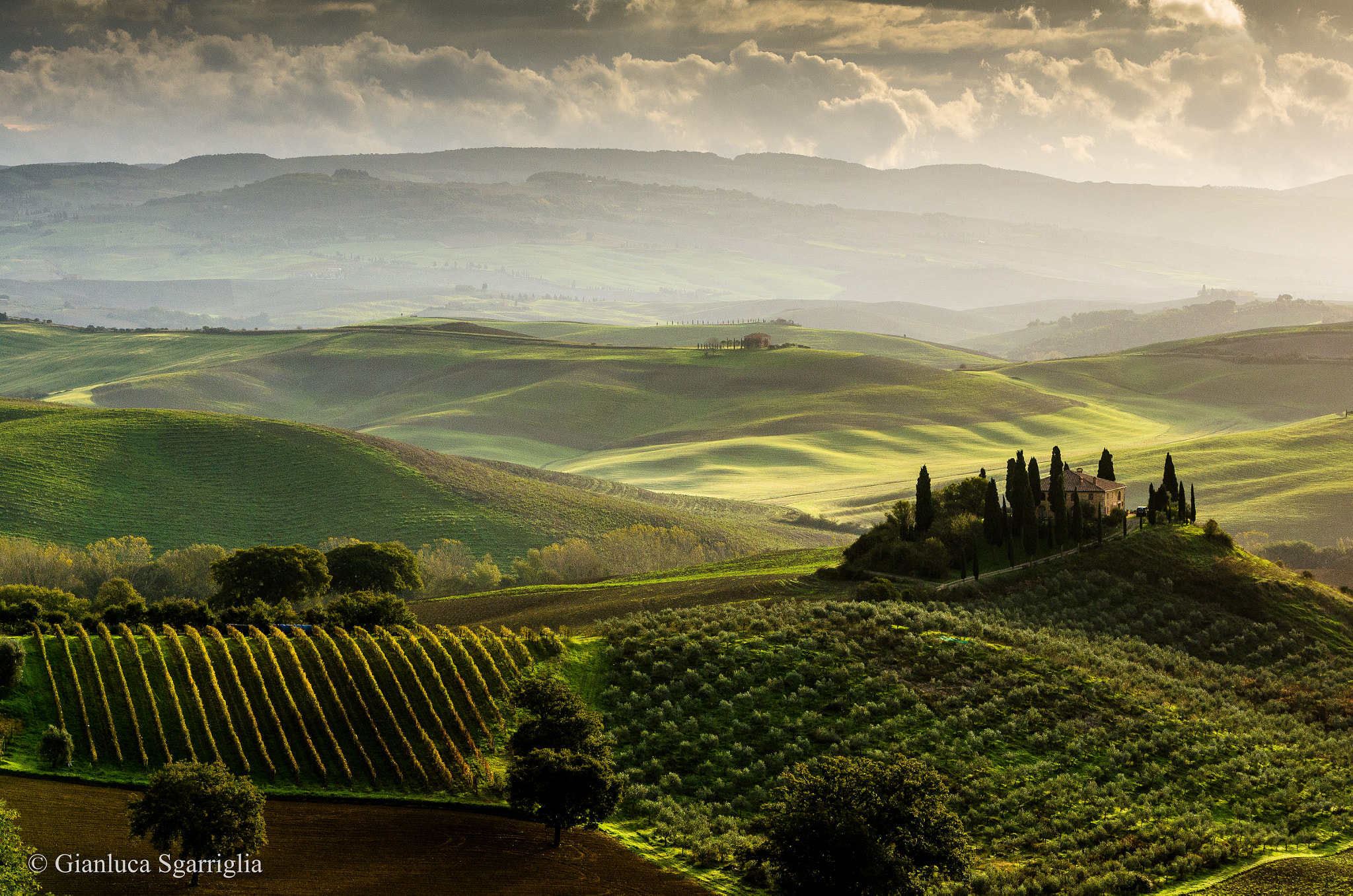 Photograph Podere Belvedere by Gianluca Sgarriglia on 500px