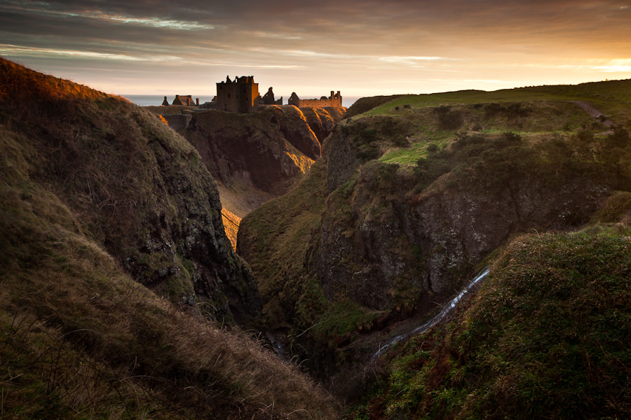 Photograph Dunnottar Castle by Dougie Cunningham on 500px