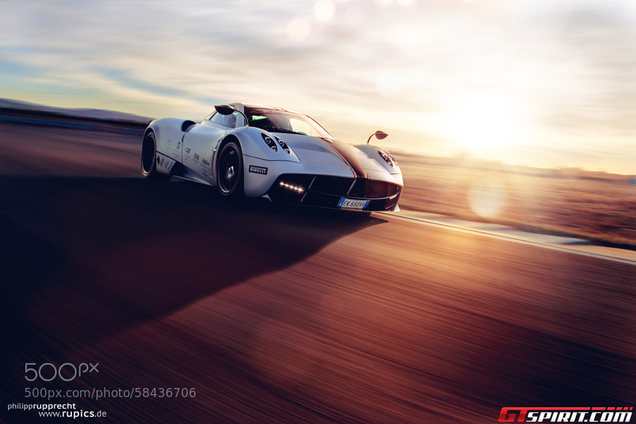 Photograph Pagani Huayra by Philipp Rupprecht on 500px