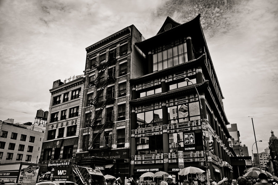 Photograph Chinatown by Carlos Aledo on 500px