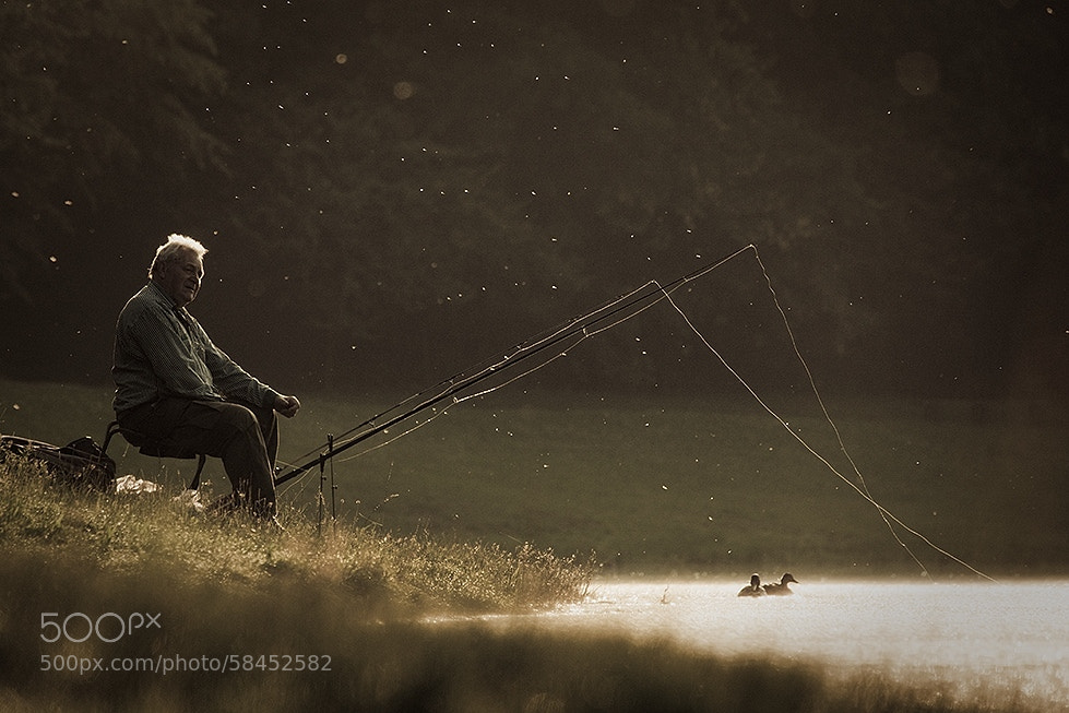 Photograph Fisherman by Robert Adamec on 500px