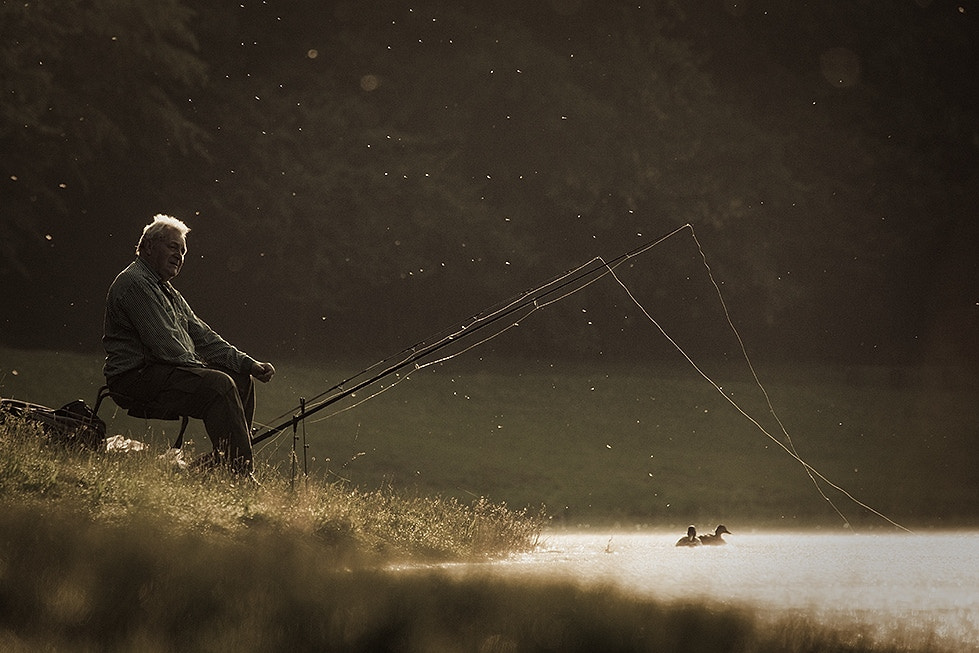 Photograph Fisherman by Robert Adamec on 500px