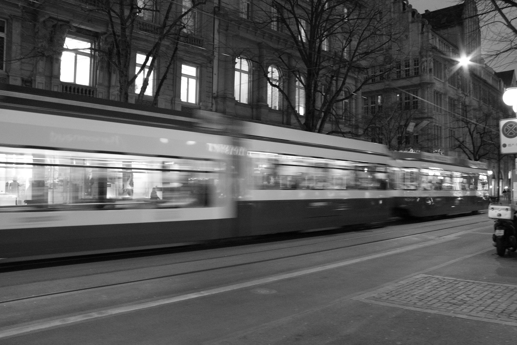 Photograph Tram by Miguel Pereira on 500px