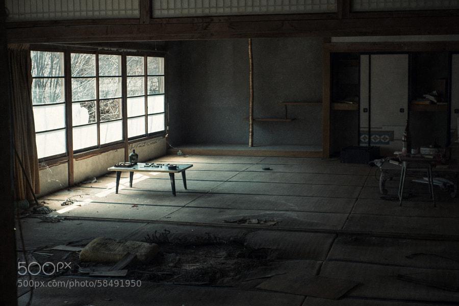 Abandonned village, Japan by Katya Mokolo on 500px.com