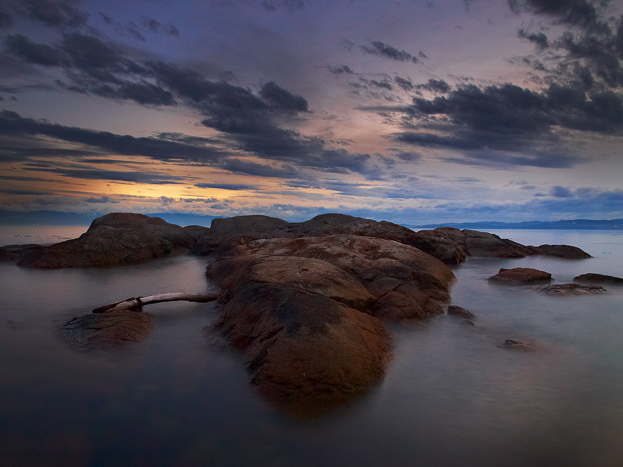 Photograph Last Sunset of Summer by Terrance Lam on 500px