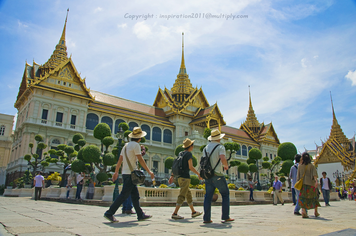 Photograph Palace of the King. by Somkid Manowong on 500px