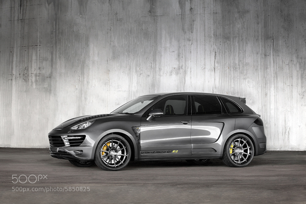 Photograph Porsche Cayenne Vantage GTR 2. by Anton Anufriev on 500px