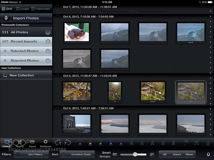 Photograph Photosmith on iPad by Jeff Carlson on 500px
