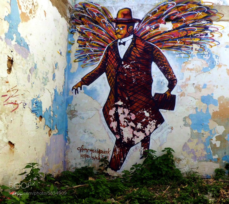 Photograph off the wall by Rodrigo Monteiro on 500px